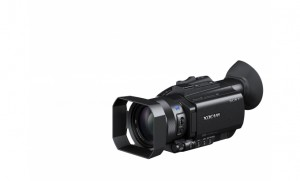 PXW-X70 without its handle